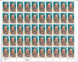 Black Heritage Series: James Weldon Johnson 2371 Never Hinged Below Face photo