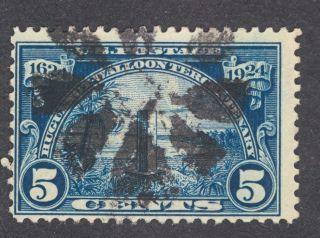 Scott 616 1923 5c Issue Hugenot - Walloon Tercentenary photo