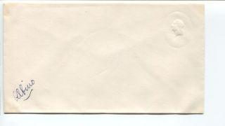 Albino U534 (or Possibly U532 Or U533) Entire Envelope photo