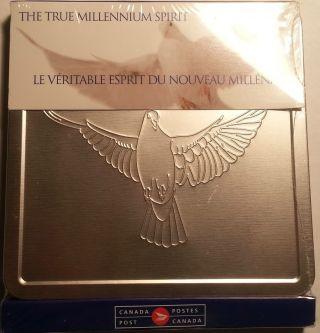 Canada Post Commemorative Stamp Release - The True Millenium Spirit photo