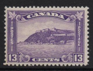 Canada Sg325 1932 13c Bright Violet photo