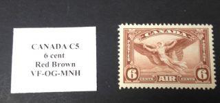 Canada Stamp C5 Vf Jumbo Perfectly Center photo