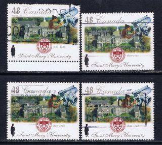Canada 1944 (8) 2002 48 Cent St.  Mary ' S University photo