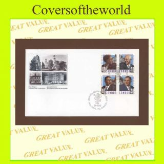 Canada 1991 Famous Medics First Day Cover photo