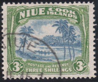 Niue 1938 Sg129 Wmk 43 Stamp photo