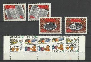 787.  Tonga 1981 Christmas photo