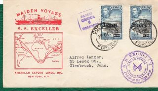 Ceylon.  Cover To Glenbrook,  Usa.  (please See Below). photo
