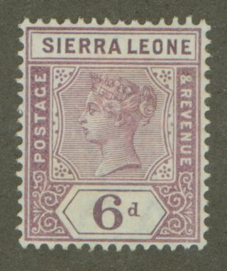 Sierra Leone 42,  Vf,  H photo