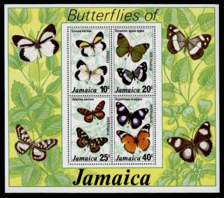 Jamaica 426a Butterflies photo