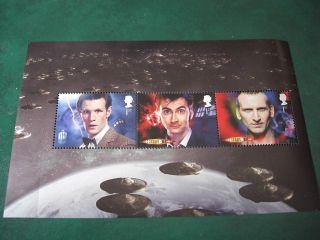 2013 Dr Who Prestige Pane