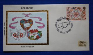 Great Britain (933) 1981 Folklore Colorano