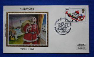 Great Britain (960) 1981 Christmas Colorano