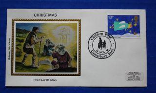 Great Britain (962) 1981 Christmas Colorano