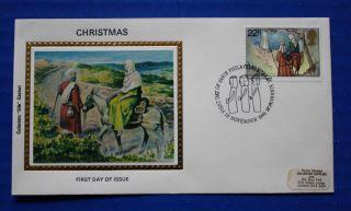 Great Britain (963) 1981 Christmas Colorano