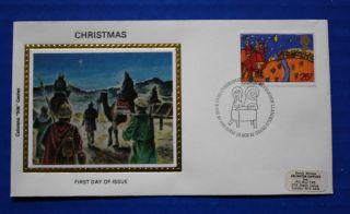 Great Britain (964) 1981 Christmas Colorano
