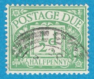 Great Britain J9 Postage Due photo