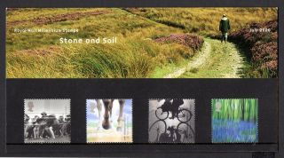 2000 Stone And Soil Presentation Pack,  Corner Knocks - Clearance,  Sg 2152 - 2155 photo
