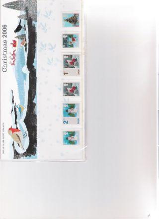 2006 Royal Mail Presentation Pack Christmas photo