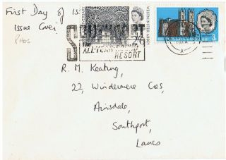Great Britain - 1966 - Sg687 & Sg688 - Cv £ 14.  00 - Postal photo