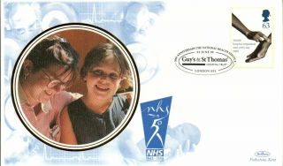 (15737) Fdc - Nhs Health - Limited Edition 5000 - Guys And St Thomas ' Hospitals photo