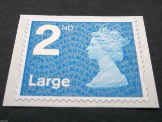 2013 Type Ii Slits - 2nd Large Ma13 + Mbil Single Stamp From Business Sheet photo