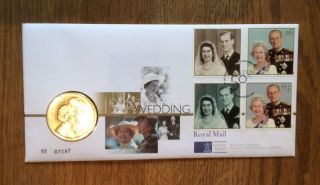 Stamp & Coin First Day Cover photo