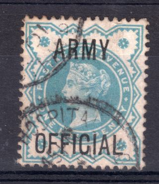 Gb = Town/village Cancel.  On Qv Stamp,  `???? Hospital Southampton` Army Official photo
