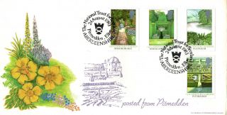 24 August 1983 British Gardens Bradbury Limited Edition First Day Cover Shs (a) photo