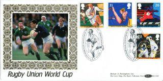 11 June 1991 Sport Benham Blcs 65 First Day Cover William Webb Ellis Shs photo