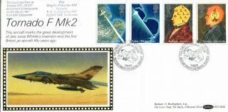 5 March 1991 Scientific Achievement Benham Blcs 62b Fdc Bfpo 2260 Shs (a) photo