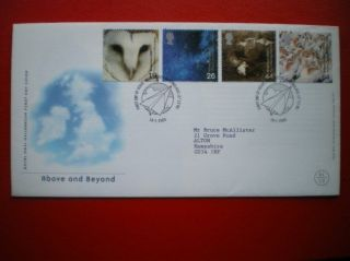 Cover 2000 Millennium Issue - Above & Beyond Fdc photo