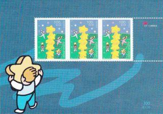 Portugal Europa 2000 AÇores Souvenir Sheet photo