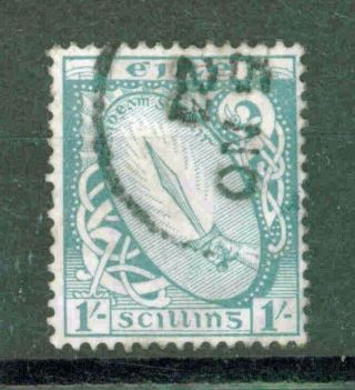 Ireland 1/ - Issue Of 1922 Scott 76 photo