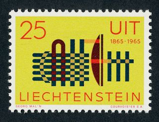 Liechtenstein 405 Itu photo