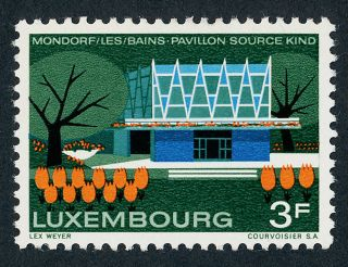 Luxembourg 468 Kind Spring Pavilion photo