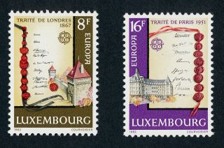 Luxembourg 672 - 3 Europa,  Architecture photo