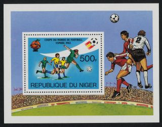 Niger 562 Sports,  World Cup Soccer,  Football photo
