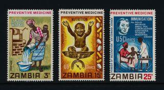 Zambia 62 - 4 Preventitive Medicine photo