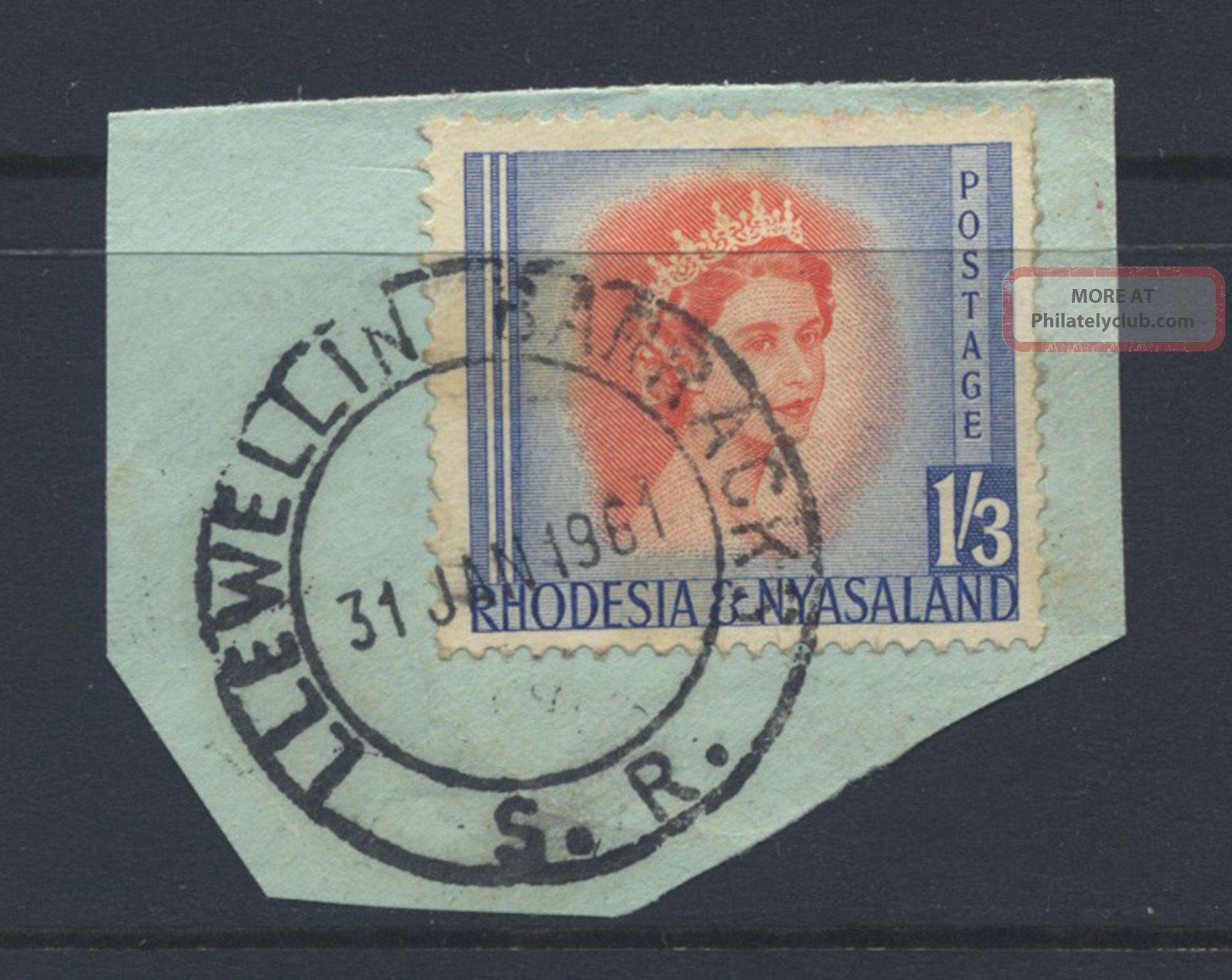 Rhodesia - Strike  Llewellin Barracks  Price. Africa photo