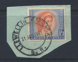 Rhodesia - Strike  Llewellin Barracks  Price. photo