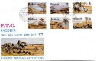 Rhodesia 1977