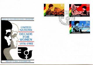 Zimbabwe 1985