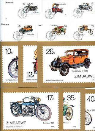 Zimbabwe 1986