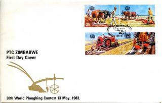 Zimbabwe 1983