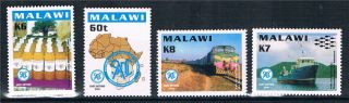 Malawi 2000 Sadc Sg 998/1001 photo