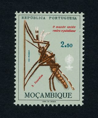 Mozambique 430 Anti - Malaria,  Mosquito,  Insect photo