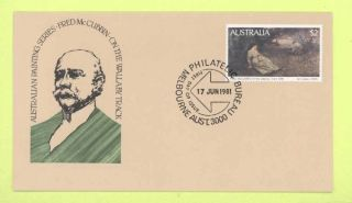 Australia 1981 $2 Painting Issue First Day Cover photo