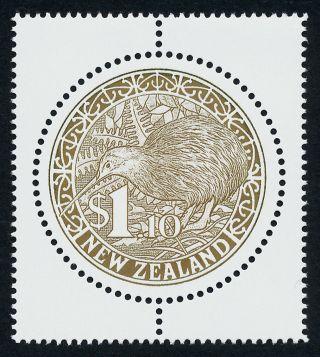 Zealand 1635 Gold Kiwi photo