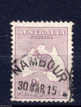 Australia.  Sg10. .  Cat £24.  00. photo