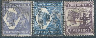 Australia - South Australia. .  1894/06 (2706) photo
